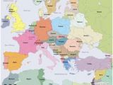 Map Of Europe 1923 Europe Political Maps