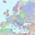 Map Of Europe 1949 atlas Of European History Wikimedia Commons
