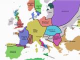 Map Of Europe 1970 atlas Of European History Wikimedia Commons
