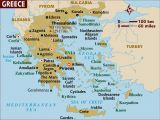 Map Of Europe Aegean Sea Map Of Greece A Basic Map Of Greece and the Greek isles