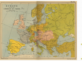 Map Of Europe after the Congress Of Vienna Index Of Courses Rschwart Hist151 Maps New Folder Maps