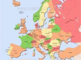 Map Of Europe after Wwi Europe Map after Ww1 Climatejourney org