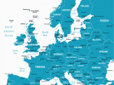 Map Of Europe and northern Africa Map Of Europe Europe Map Huge Repository Of European
