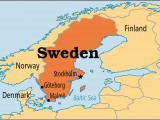Map Of Europe and Scandinavia Sweden Google Search Scandinavia
