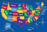 Map Of Europe and Usa Map Of United States Printable Learning themed Carpets and