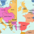 Map Of Europe before and after Ww1 Pin On Geography and History