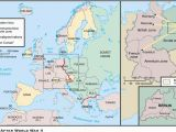 Map Of Europe before World War 2 Wwii Map Of Europe Worksheet