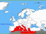 Map Of Europe Black Sea 36 Intelligible Blank Map Of Europe and Mediterranean