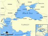 Map Of Europe Black Sea Black Sea Facts for Kids