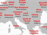 Map Of Europe During Holocaust the Independent On Twitter This is the Stereotype Map Of