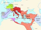 Map Of Europe During Roman Empire Map Of Europe at 200ad Timemaps
