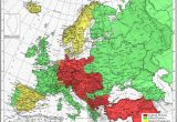 Map Of Europe During World War 1 Map Of Europe During World War I Historical Maps Europe