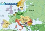 Map Of Europe During World War One Europe Pre World War I Bloodline Of Kings World War I