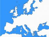 Map Of Europe Empty 36 Intelligible Blank Map Of Europe and Mediterranean