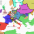 Map Of Europe In 1648 atlas Of European History Wikimedia Commons