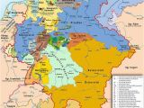 Map Of Europe In 1815 Map Of the Kingdom Of Hannover From 1815 1866 Home Of John