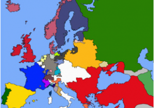 Map Of Europe In 1915 Maps for Mappers Historical Maps thefutureofeuropes Wiki