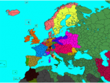 Map Of Europe In 1918 Maps for Mappers Historical Maps thefutureofeuropes Wiki