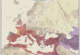 Map Of Europe In 1920 Europe 420 Ad Maps and Globes Map Roman Empire