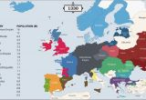 Map Of Europe In the 1400s the History Of Europe Every Year