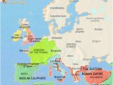 Map Of Europe Mid 18th Century Ipad Apps for History and Geography History Map Of Europe