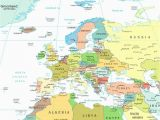 Map Of Europe Oceans 36 Intelligible Blank Map Of Europe and Mediterranean