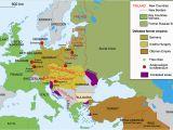Map Of Europe Pre World War 1 42 Maps that Explain World War Ii Vox