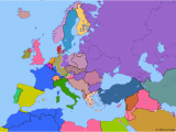 Map Of Europe Pre Wwii Political Map Of Europe the Mediterranean On 10 Feb 1947