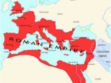 Map Of Europe Roman Empire Map Of Europe at 200ad Timemaps