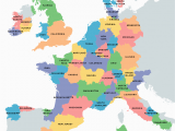 Map Of Europe to America south America Capitals World Maps