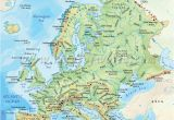 Map Of Europe with Mountains 36 Intelligible Blank Map Of Europe and Mediterranean