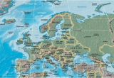 Map Of Europe with Mountains atlas Of Europe Wikimedia Commons