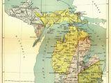 Map Of Evart Michigan northern Michigan Revolvy