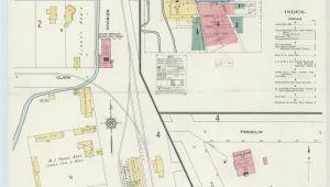 Map Of Fenton Michigan Map Michigan Library Of Congress