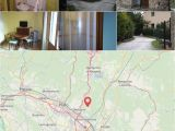 Map Of Fiesole Italy Europe Italy Sesto Fiorentino Capanna Palaia Set 5 Km From Loggia