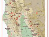 Map Of Fires In California today Map Of Current California Wildfires Best Of Od Gallery Website