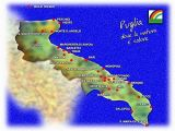 Map Of Foggia Italy Puglia Photo Pages Italian Maps Map Travel Inspiration Travel