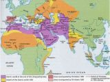 Map Of France 1500 islamic World In 1500 Maps Historical Maps islam Map