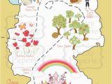 Map Of France & Spain Princess Map Fashion Dresses