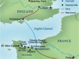Map Of France and England D Day A Journey From England to France Smithsonian Journeys