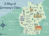 Map Of France and Switzerland with Cities Germany Cities Map and Travel Guide