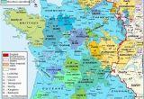 Map Of France Burgundy Burgundian Territories Scotland France Map Map