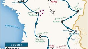 Map Of France Chamonix France Itinerary where to Go In France by Rick Steves