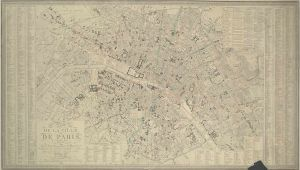 Map Of France During the French Revolution Contemporary and Historical Maps Of Paris France