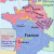 Map Of France In English Siege Of orleans Wikipedia