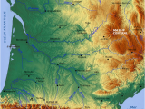 Map Of France Mountains and Rivers the 39 Maps You Need to Understand south West France the Local