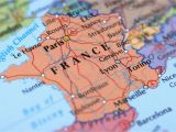 Map Of France Showing Major Cities France Cities Map and Travel Guide