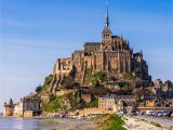 Map Of France St Malo Mont Saint Michel tourism Guide