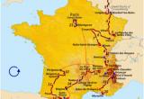 Map Of France tours 2017 tour De France Wikipedia