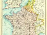 Map Of France towns Printable Map Of France Tatsachen Info